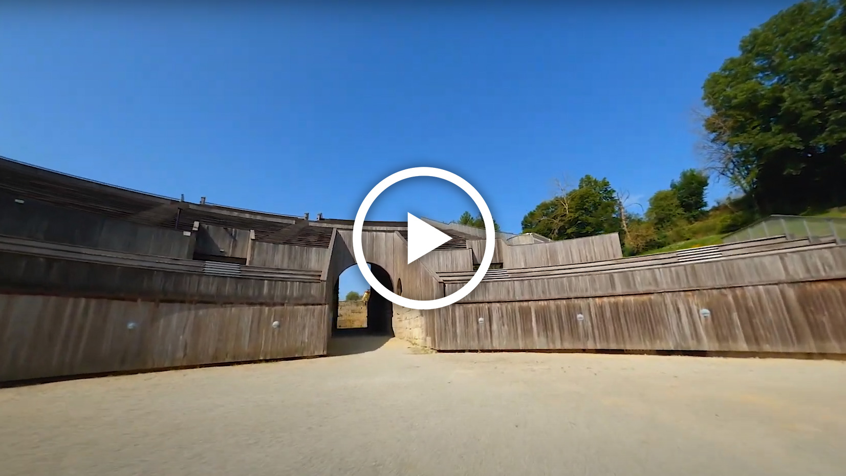 Vidéo - Balade dans l'amphithéâtre