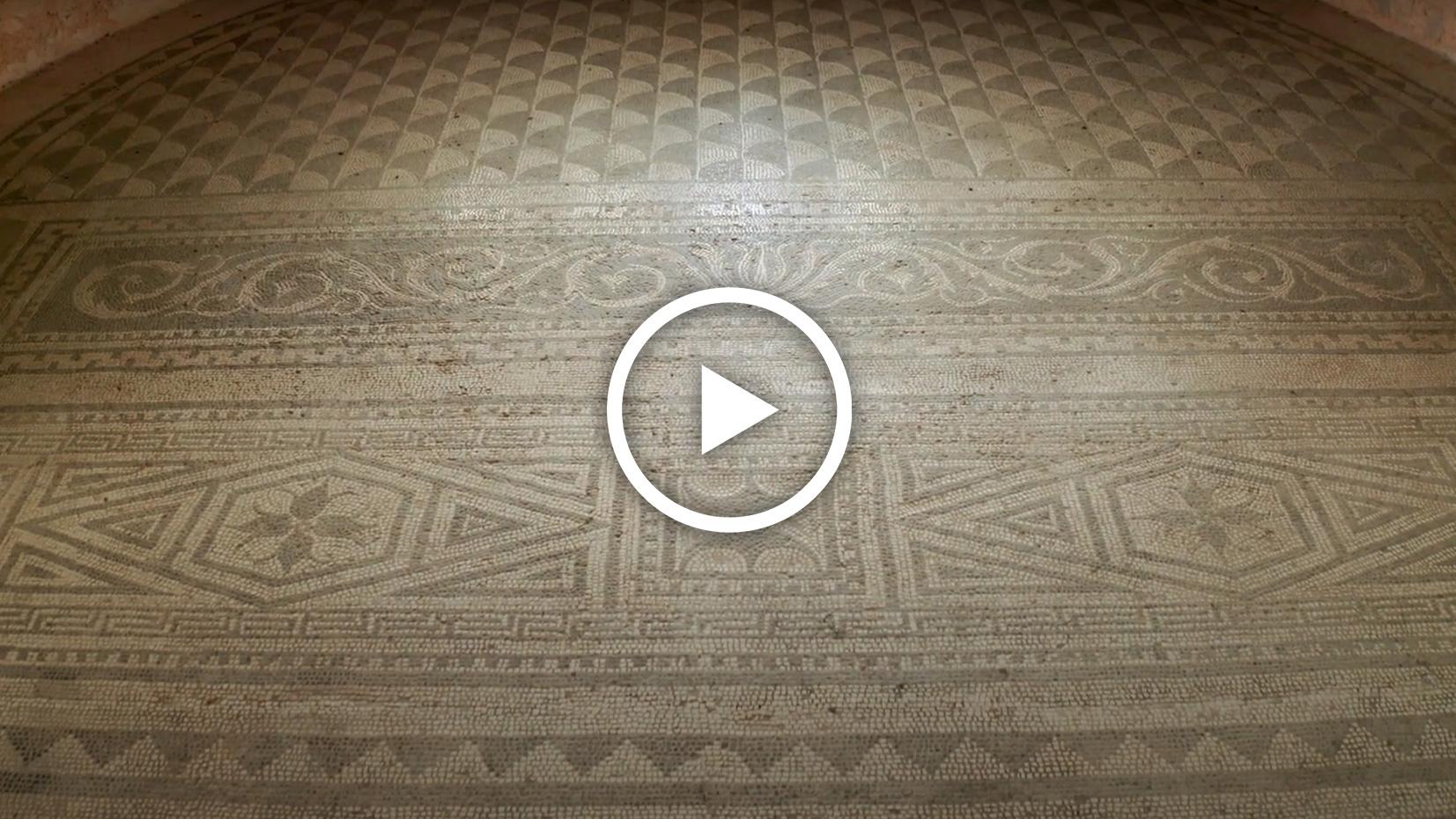 Vidéo - Vue sur l'abside